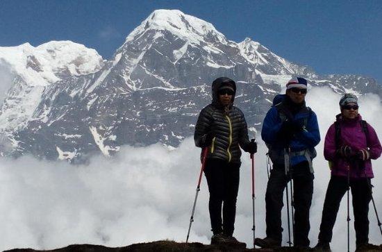 Mardi Himal Newly Discovered Trekking...
