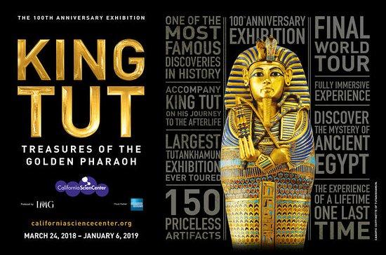 King Tut: Treasures of the Golden Pharaoh at the California Science...