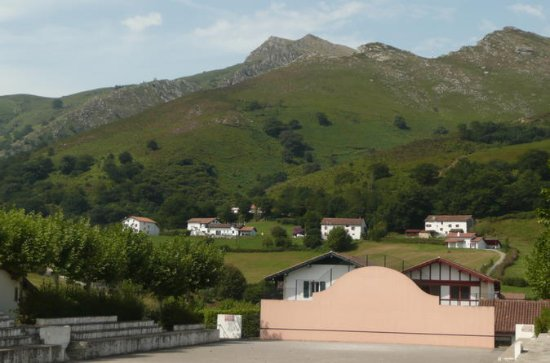French-Basque Countryside Private...