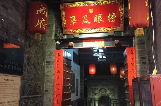 Xi'an City Wall Night Tour With...