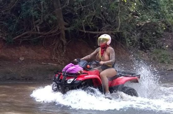 ATV Tamarindo a Playa Flamingo