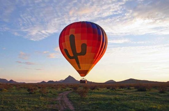 Phoenix Hot Air Balloon Sunset Ride
