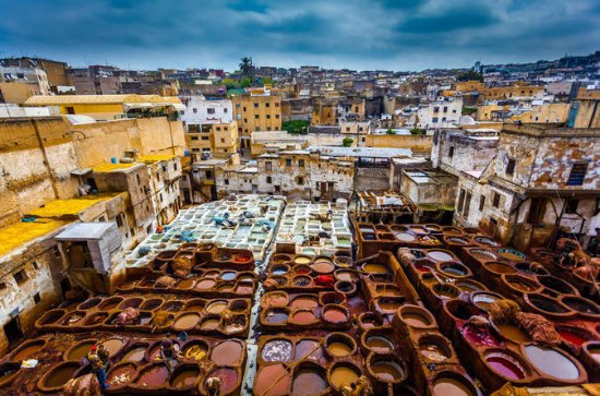 Fes, tour guidato