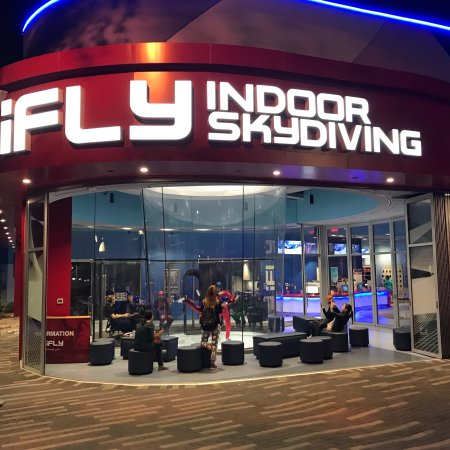 ‪iFLY Indoor Skydiving - Orlando‬