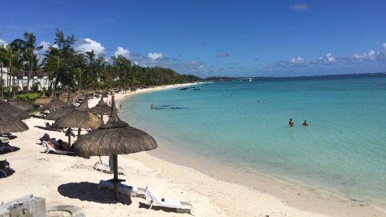 Ambre Mauritius: Tres belle plage