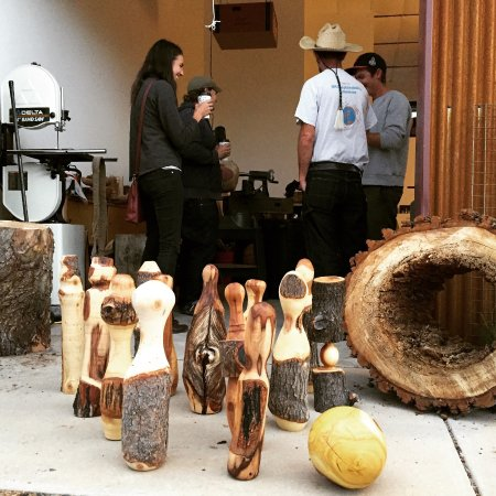 Santa Fe Woodturning Lab