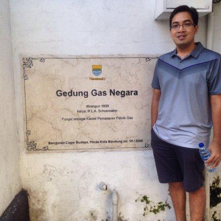 Gedung Gas Negara