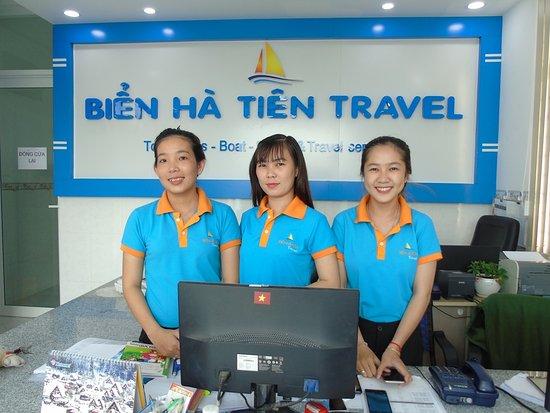Ha Tien - Phu Quoc Boat Service: Văn phòng Biển Hà Tiên