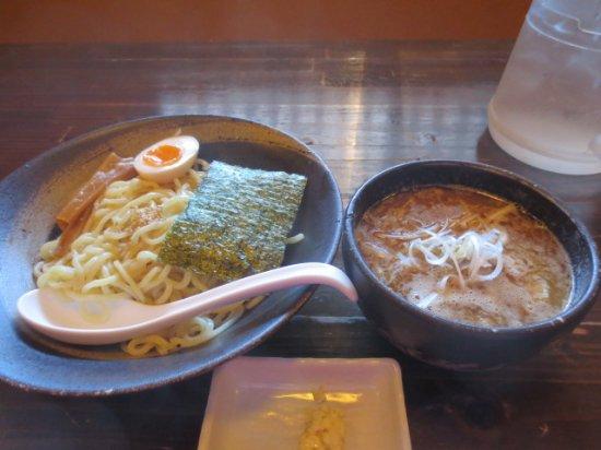 Kikugawa, Japão: 花琵つけ麺