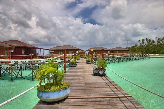 Derawan Island Accommodation