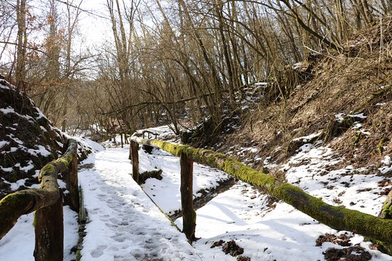 Ipolytarnoc, Magyarország: Winter