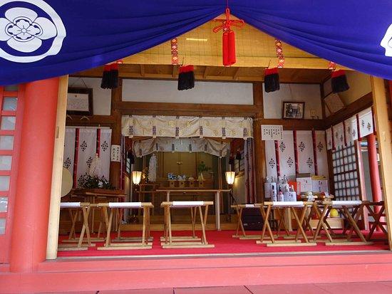 Ninomiya Shrine