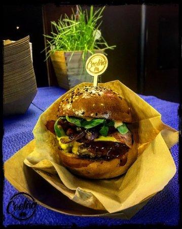 Senica, Slovakia: Real Burger