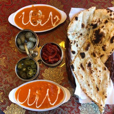 최고의 인도커리 레스토랑 !