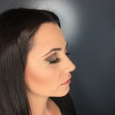 Vibrant Salon & Spa: Going to a special event, we do makeup applications.