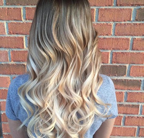 Vibrant Salon & Spa: Hair extensions and balayage.