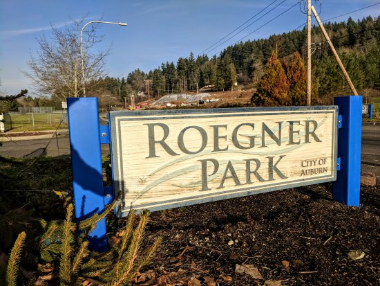 Roegner Park off of Oravatz Road in Auburn