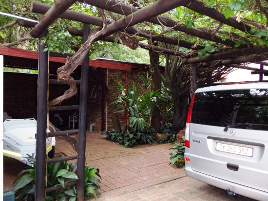 Jan Kempdorp, جنوب أفريقيا: Fron parking