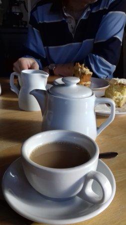 Watling Coffee House: Pot of Tea