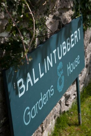 Stradbally, Irlanda: Ballintubbert Gardens and House