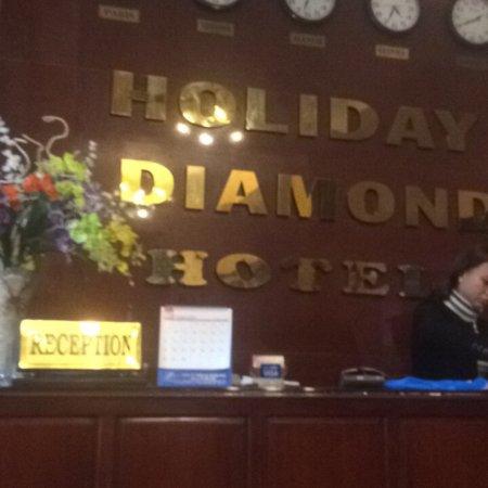 Holiday Diamond Hotel Foto
