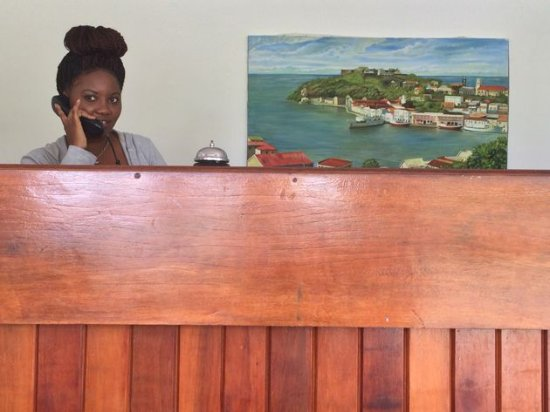 The Front Desk at Siesta Hotel