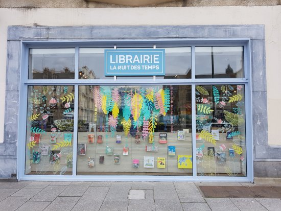 Librairie La Nuit des temps