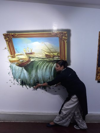 D Exhibition In Chennai : Cholamandalam artist s village in injambakkam lbb chennai