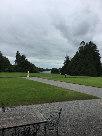Mohill, Irlandia: Lough Rynn Castle and Gardens