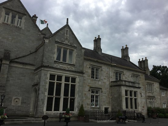 Mohill, Ireland: Lough Rynn Castle and Gardens