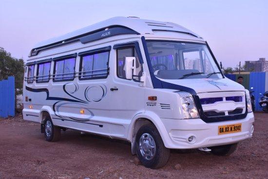 Tempo Traveller Hire Mumbai
