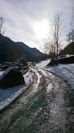 Branzi, Italia: D'inverno