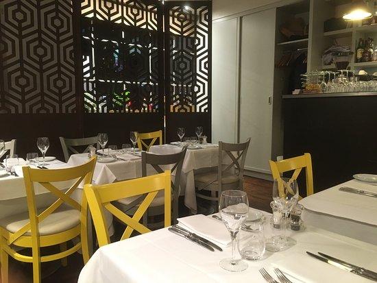 Interior - Vasco & Piero's Pavilion Restaurant Photo