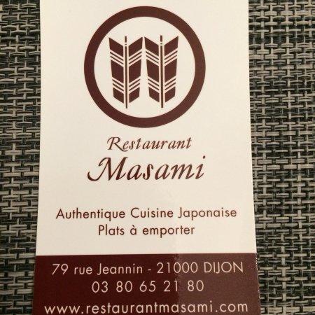 Restaurant Centre Dijon Rue Jeannin