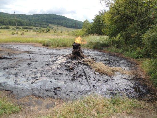 Starunya Mud  Volcano