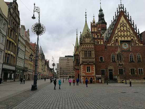 Wroclaw Town Hall : Town Hall