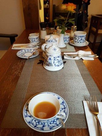 Teestuebchen im Schnoor: Leckere und feine Küche