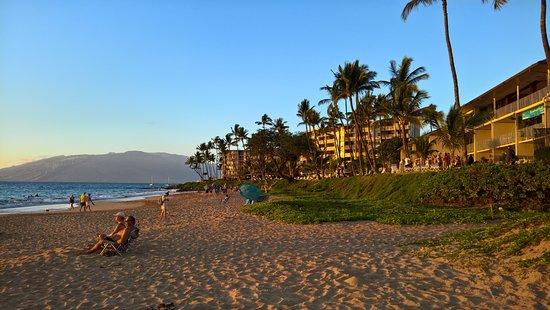 Ole Beach Park Ii Sunset