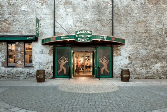 Jameson Distillery Bow St
