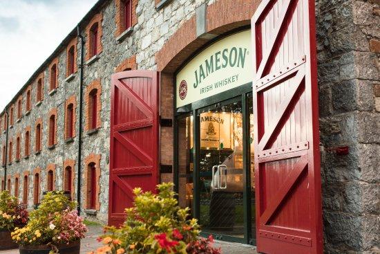 Μίνλετον, Ιρλανδία: Jameson Distillery Midleton
