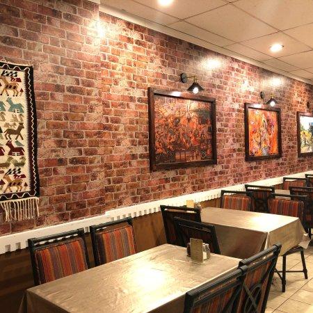 Tehran Cafe Menu Winnipeg