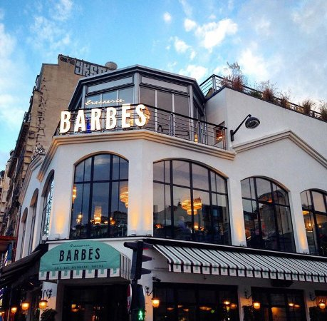 Barbes Paris Restaurant