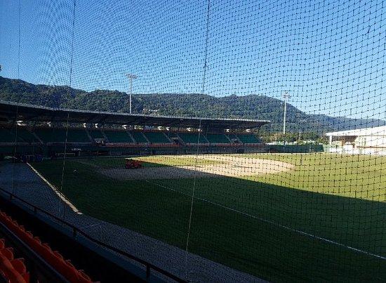 """Estadio Félix """"Nacho"""" Millán"""