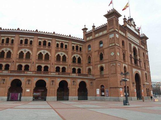 Plaza de Toros las Ventas: Plaza de torors de las Ventas
