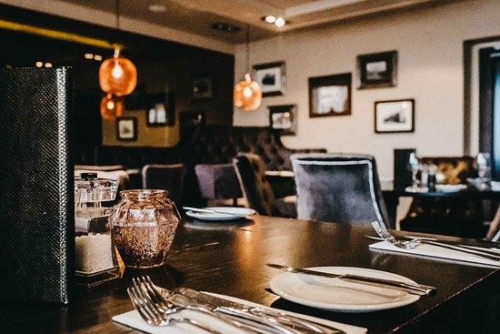 Fenwick, UK: Restaurant