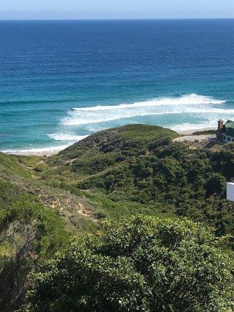 Dana Bay, Zuid-Afrika: Blick vom Balkon