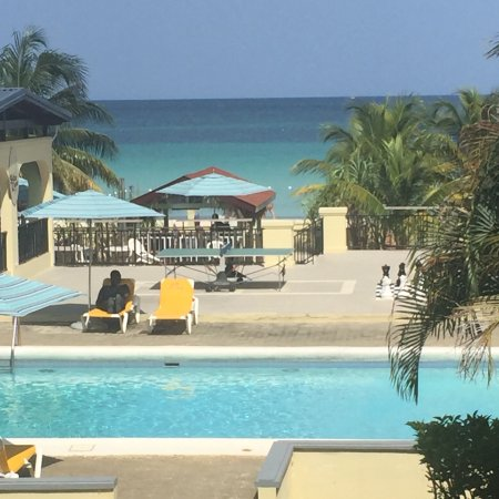 尼格瑞爾海灘飯店照片
