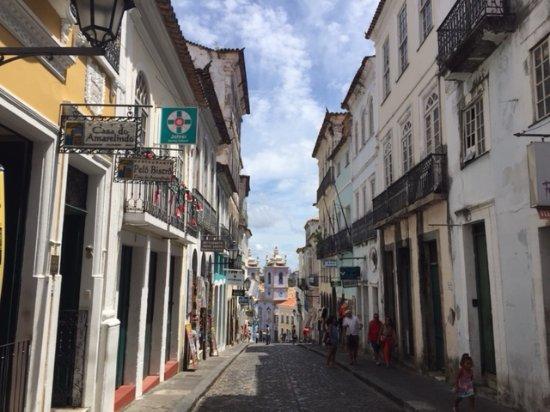 Hotel Casa do Amarelindo: extrêmement bien placé