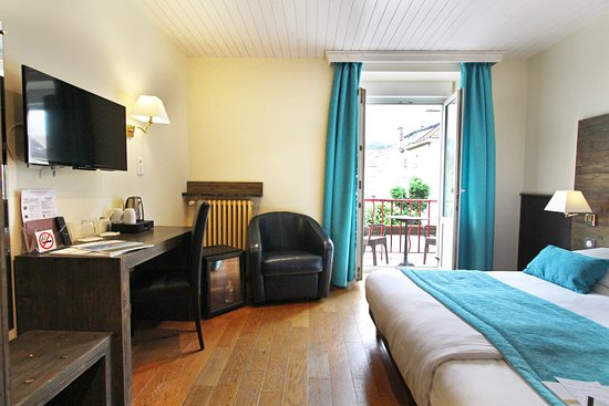 "Hotel La Jamagne: Chambre double ""contemporaine"""