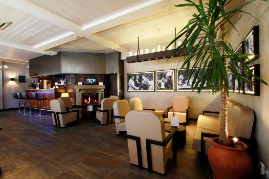"""Hotel La Jamagne: Bar """"les Grandes Gueules"""""""